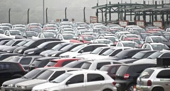 Em SP, placas de carros podem ser personalizadas