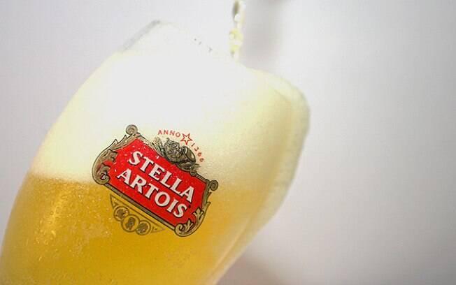 Stella Artois: vendas cresceram 215% em 2011 no Brasil . Foto: Divulgação