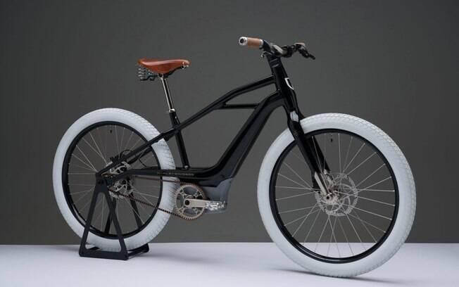 Bicicleta elétrica Harley-Davidson