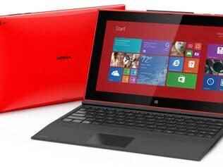 Lumia 2520 é primeiro tablet da Nokia