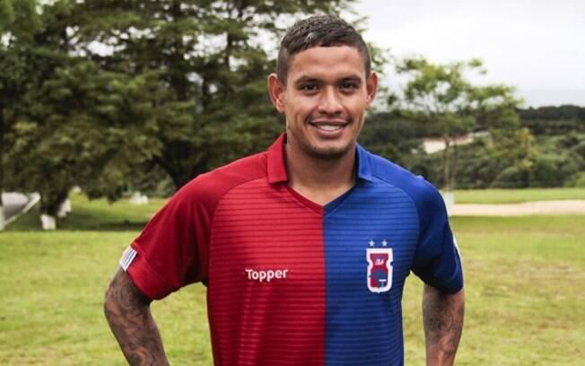 Carlos Eduardo é o novo reforço do Paraná para a temporada de 2018