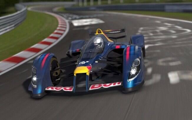 Criado por Adrian Newey, o Red Bull X2010 usa todas as ideias sobre aerodinâmica possíveis, deixando o esportivo mais rápido do que um carro de Fórmula 1.