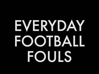 E se todas as pessoas agissem como jogadores de futebol?