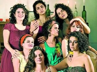 Feminino. Coletivo A.N.A. fará apenas seu segundo show após o lançamento de seu primeiro disco