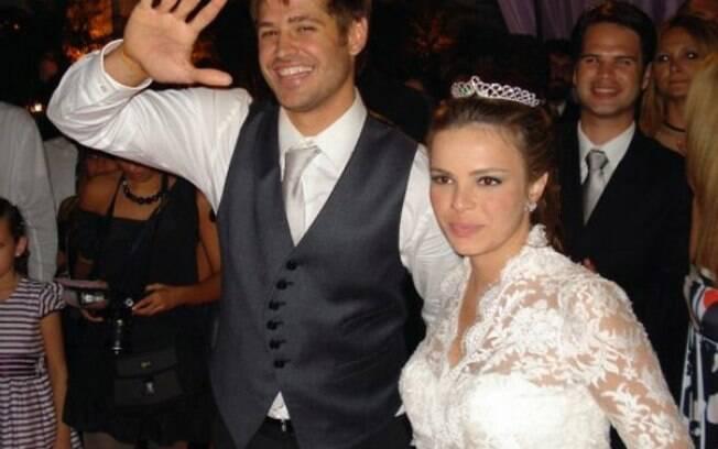 Casamento Dado Dolabella e sua ex-esposa Viviane Sarahyba