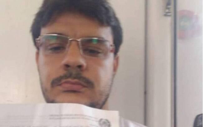 Pai Marcus Vinício não conseguiu registrar boletim de ocorrência na delegacia e recebeu suporte na Decradi