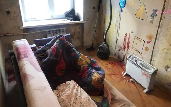 Apartamento em que festa ocorria acabou se tornando palco de massacre