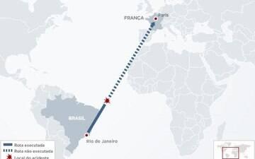 Veja infográfico com os piores acidentes aéreos da história da aviação brasileira