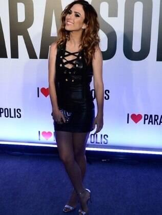 Festa de lançamento de 'I Love Paraisópolis'