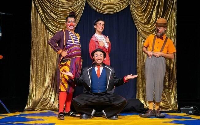 Espetáculo Cirqutal faz temporada nesta sexta em Hortolândia