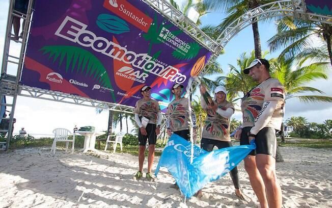 E no final, a espanhola Columbia Vilaraid  completou o percurso na tarde de sexta-feira e foi  a campeã