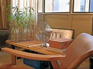 Segundo especialistas, tanto o ar-condicionado quanto o ventilador devem dialogar com os outros elementos que compõem a decoração da casa