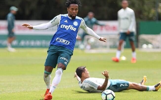 Zé Roberto vai de despedir do Palmeiras na segunda-feira, diante do Botafogo