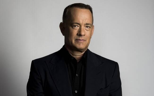 Tom Hanks completou 60 anos recentemente e sua agenda de filmes continua cheia.