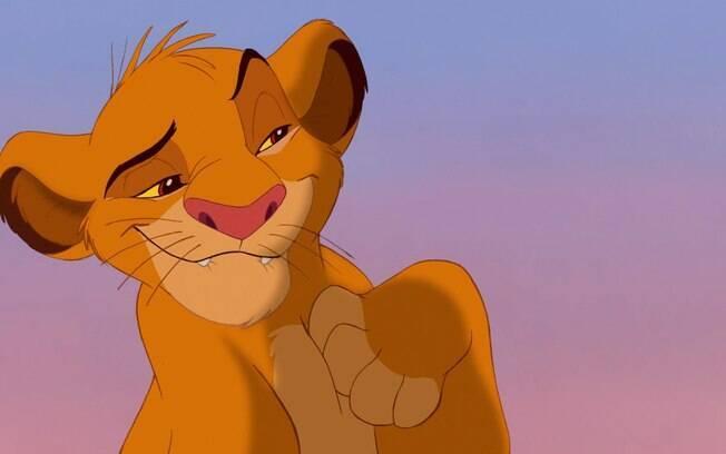 Filme da Disney O Rei Leão ganhou um novo Simba