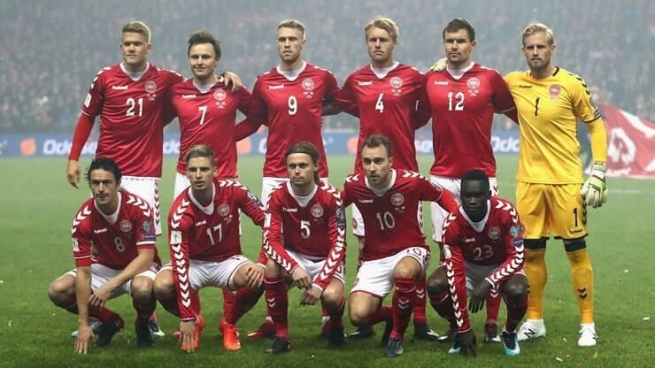 Dinamarca  todas as informações sobre a seleção na Copa 2018 - Copa do  Mundo - iG b0c32857f08e7