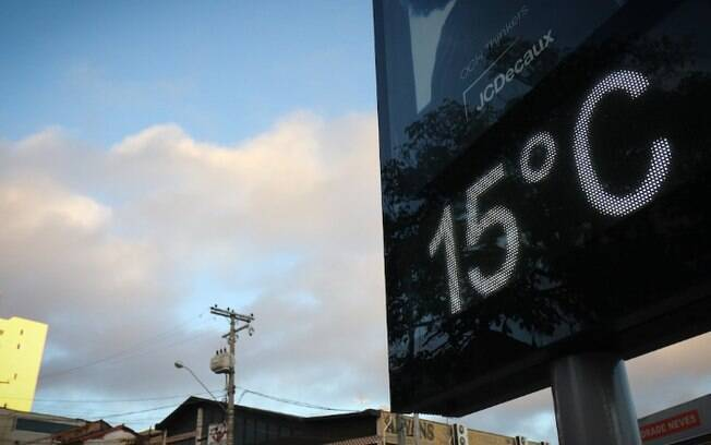 Quinta-feira será de tempo parcialmente nublado em Campinas
