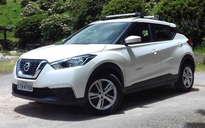Nissan Kicks 1.6: agilidade e conforto para percursos urbanos e rodoviários