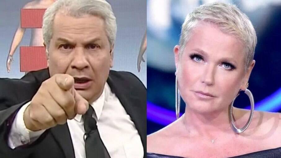 Xuxa não quer conciliação com Sikêra Jr. e mantém pedido de R$ 500 mil de indenização