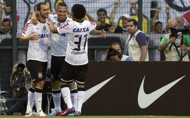 Com 32 pontos, Corinthians está em quinto,  mas ainda sonha com um lugar entre os quatro  primeiros. Está um atrás de Santos e Mogi Mirim