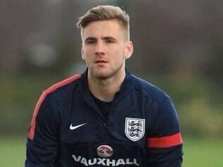 O  jovem jogador só havia jogado uma vez pela seleção inglesa, em um amistoso em março desse ano