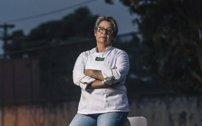 Beth Gomes, proprietária do buffet O Francês é a idealizadora do projeto de sustentabilidade