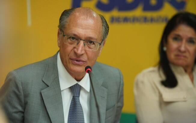 Geraldo Alckmin, ex-governador de São Paulo