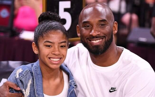 Kobe Bryant e a filha morreram em janeiro