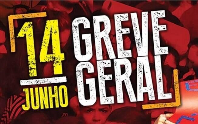 Greve geral acontece nesta sexta-feira e deve envolver diversos setores do Brasil