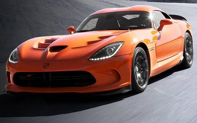 Nova geração do Viper GTS, lançada em 2012