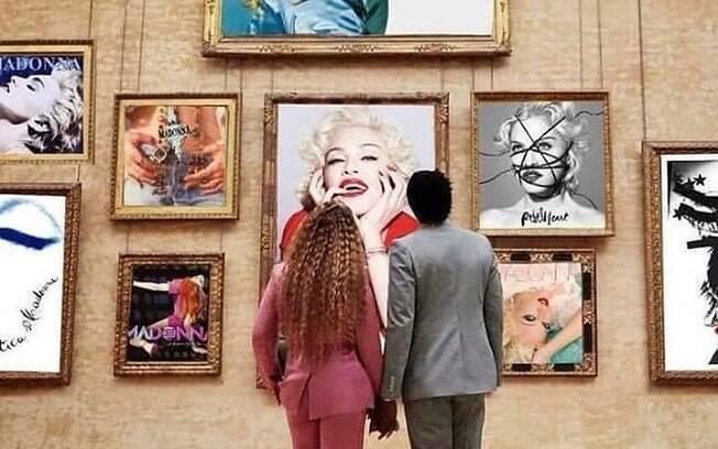 Madonna completa 60 anos com muita auto estima, deboche e piadas de tio