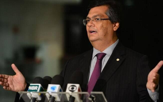 Governador do Maranhão, Flávio Dino.