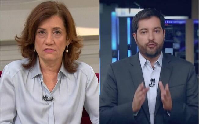 Jornalistas usam redes sociais para falar do massacre na escola de Suzano (SP)