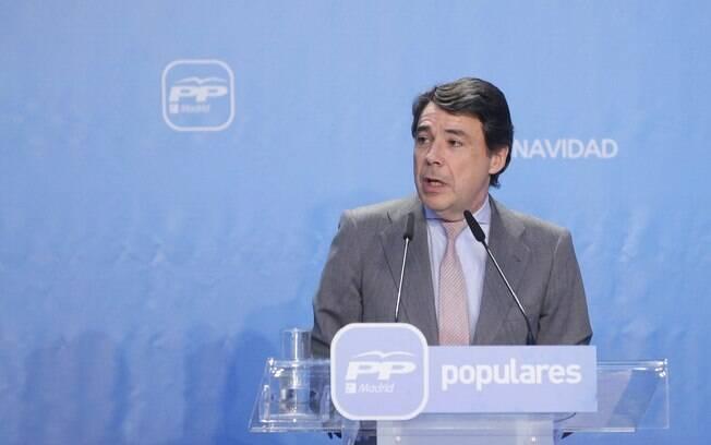 Esquema de Ignacio González foi alvo de operação da Polícia Federal com autoridades espanholas no Rio