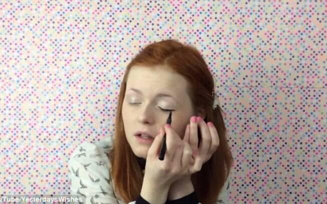 Lucy Edwards tem mais de 10 mil inscritos em sua conta no YouTube