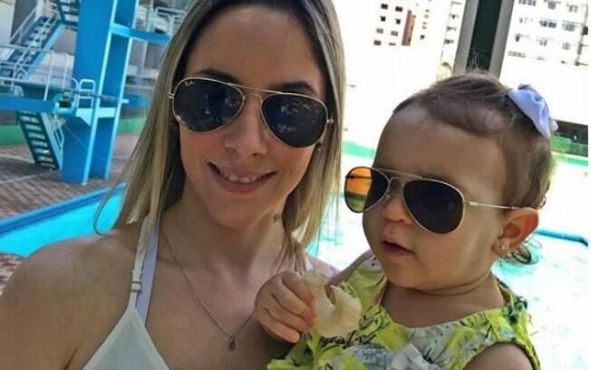 Depois de ter sua primeira filha, Barbara Bradley Moreira se apaixonou e abriu uma loja de roupas infantis