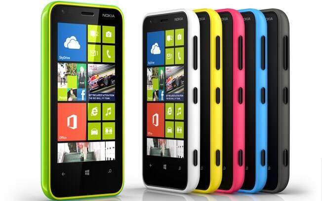 Smartphone da Nokia com Windows Phone chegou ao Brasil no primeiro  trimestre de 2013 6cd22da1ed