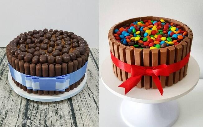 Estes bolos são uma graça, mas é preciso bastante paciência para fazer em casa, então nada de deixar para a última hora