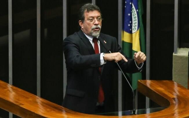 Deputado Afonso Florence. Foto: Marcelo Camargo/ Agência Brasil 17.04.16