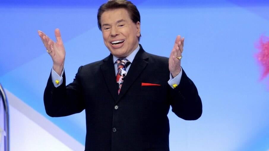 Famosos torcem pela recuperação de Silvio Santos