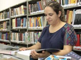 Ação.  Biblioteca Pública Leonor Batista, no bairro Angola, é um dos espaços que estão recebendo livros