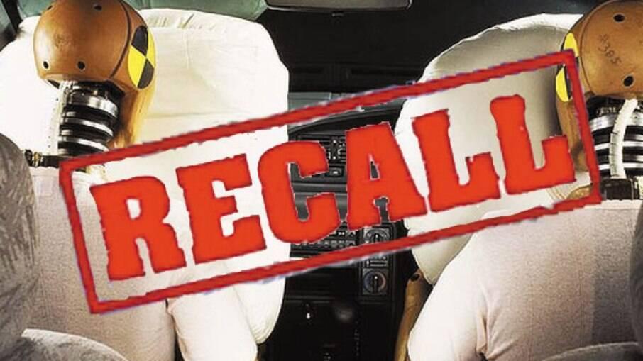 Recalls devem ser realizados gratuitamente pelas montadoras