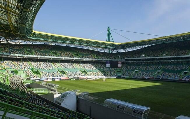 Estádio José Alvalade, casa do Sporting