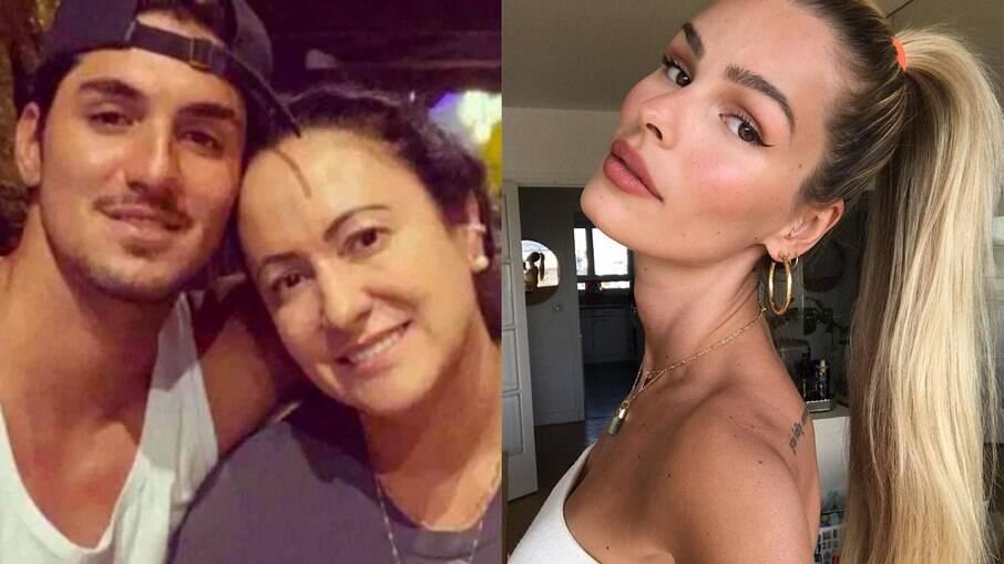 Gabriel Medina, Simone Medina e Yasmin Brunet