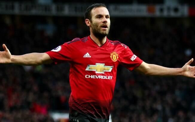 Juan Mata é um dos jogadores do United a não ter seu contrato renovado