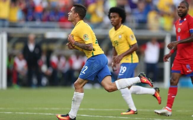 Em 2016, a Seleção goleou o Haiti por 7 a 1, mas foi eliminada da Copa América ainda na fase de grupos.