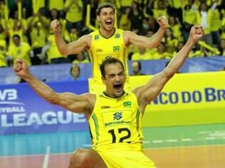 Lipe teve papel fundamental na vitória brasileira