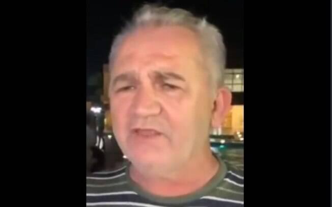 Prefeito reeleito em Itaituba pediu cautela, mas comemorou com aglomeração e embriaguez.