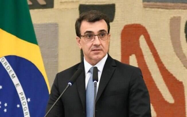 Carlos Alberto Franco França, ministro das Relações Exteriores do Brasil