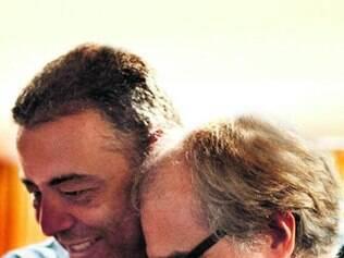 Amizade. Sérgio e Tutty estreiam no MAP show em formato duo